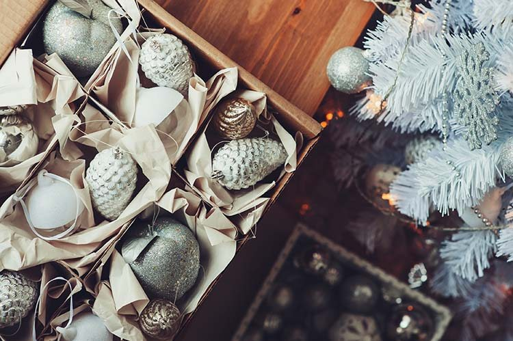 How to Safely Pack and Store Your Holiday Decorations